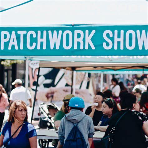 Patchwork Show - patchwork show santa 2017 dear handmade