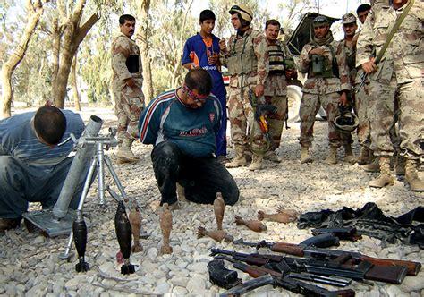 iraq wars key players     losing