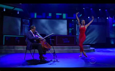most influential personalities in tech right now techstory ballerina misty copeland performs on stephen colbert video