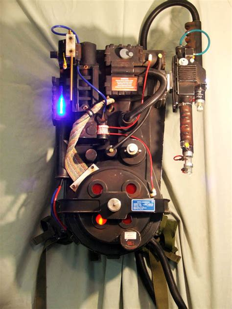 Real Proton Pack my real proton pack ghostbusters fans