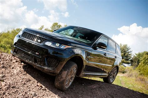 range rover sport engine 2015 land rover range rover sport svr first drive review