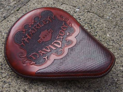 Handmade Leather Motorcycle Seats - best 25 motorcycle seats ideas on bobber