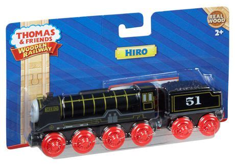 Fisher Price And Friend Seri Hiro fisher price friends wooden railway hiro walmart ca