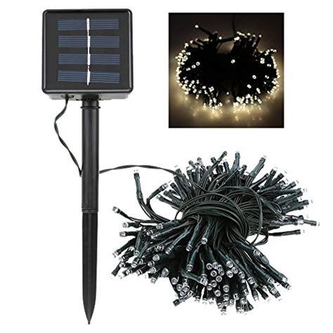 Farbe Die Im Dunkeln Leuchtet Für Aussen by Dodocool Neu 20 5m 200led Solar Strahler Wasserdicht Led