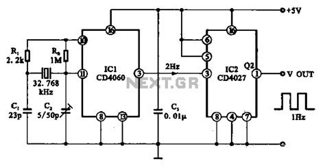 clock circuit meter counter circuits next gr