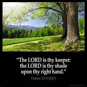 psalms 121 5 inspirational image