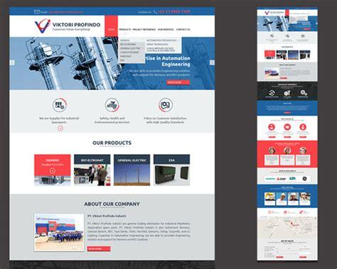 Paket Website 1 pilih paket desain website sribu