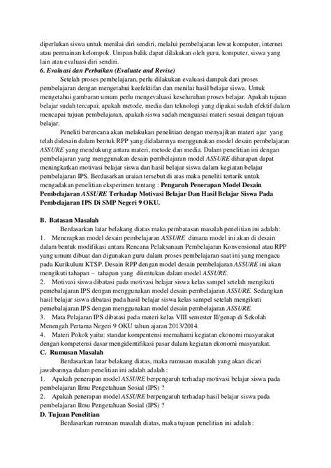 tesis dan disertasi adalah proposal penelitian kualitatif tesis bahasa indonesia
