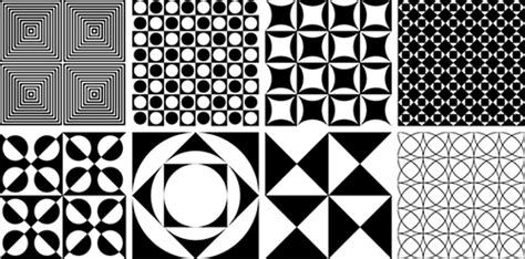 more free geometric vector patterns by martin isaac