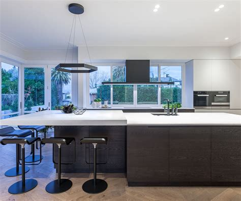 black accents  design perfect  entertaining give