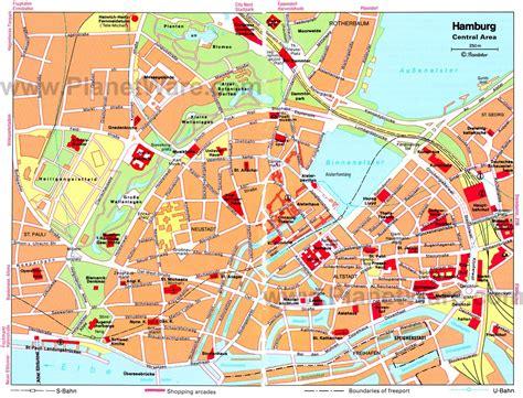 printable map hamburg maps update 21051488 berlin tourist map pdf berlin