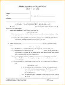 11 divorce settlement agreement letter template word