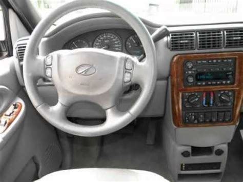 electric and cars manual 1997 oldsmobile silhouette interior lighting 2004 oldsmobile silhouette leather rear dvd tow package youtube
