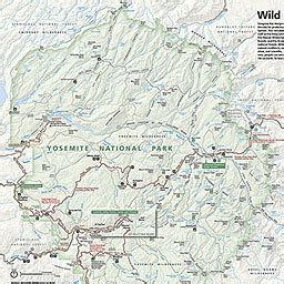 printable map yosemite national park what to pack for yosemite national park travel packing