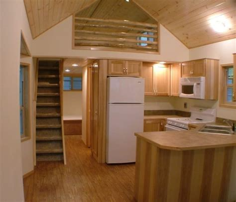 Scamp Floor Plans by Spacious Park Model Tiny Cabin On Wheels By Rpc