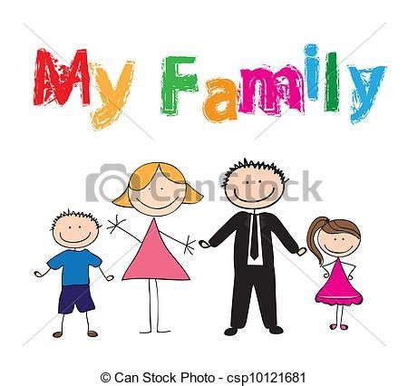 imagenes i love my family vecteur de mon famille draw de famille 224 couleurs