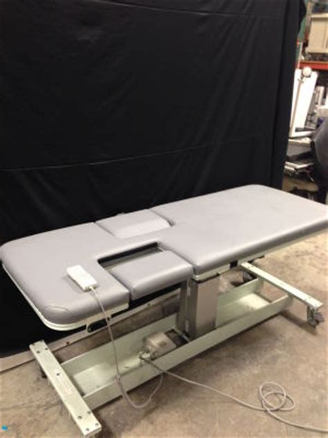 therapy tables for sale used positioning 2251 physical therapy table for