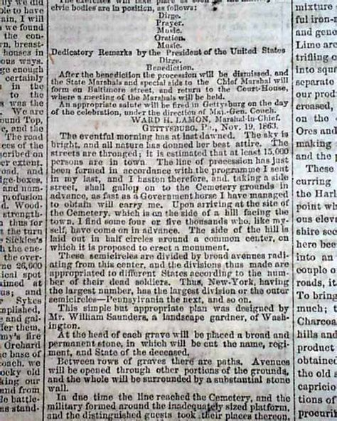 lincoln s gettysburg address 1912 lincoln delivers his gettysburg address