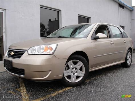 2006 sandstone metallic chevrolet malibu maxx lt wagon 19144145 gtcarlot car color