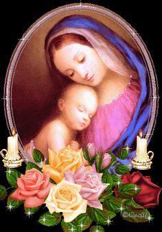imagenes de jesus y maria juntos gifs y fondos pazenlatormenta imagenes animadas de la