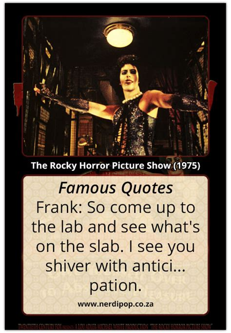 The Rocky Horror Picture Show Quotes