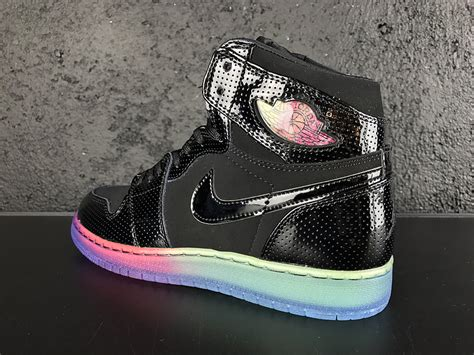 Sepatu Nike Air One Rainbow Sole 2017 air 1 retro high gs rainbow sole for sale nike kd 10 sale