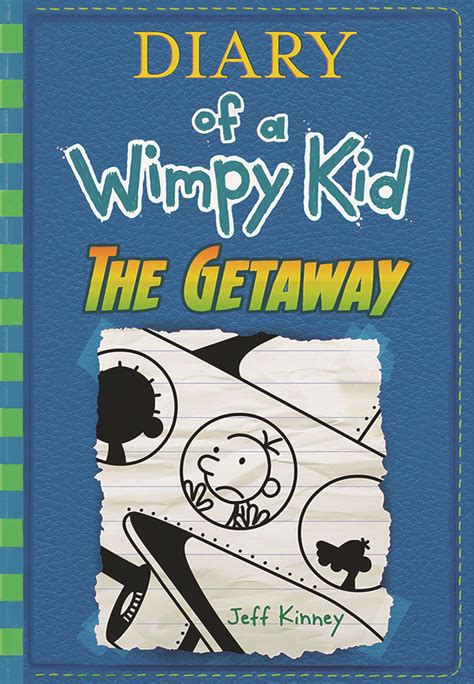 the diary of a diary of a wimpy kid the getaway excerpt ew com