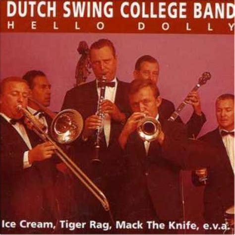 dutch swing college dutch swing college band hello dolly rotation cd