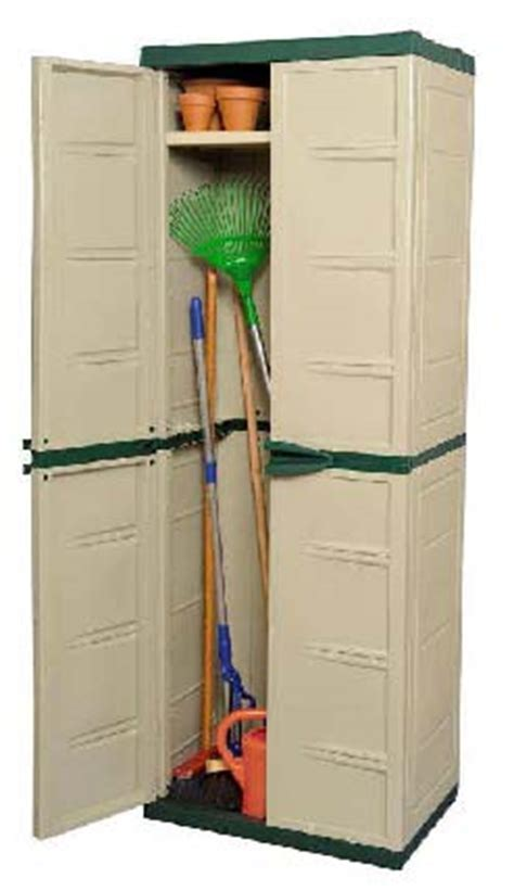 tall cabinet armario resina  jardin