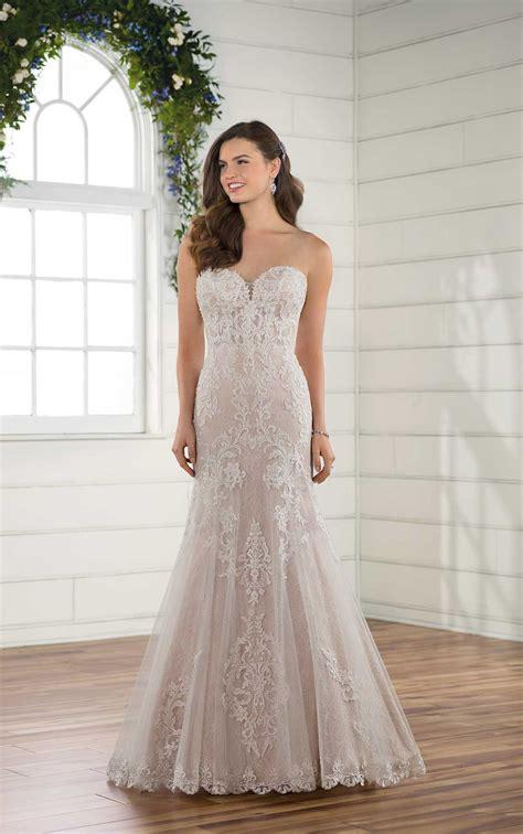 Essense Wedding Gowns by Layered Lace Wedding Dress Essense Of Australia Wedding
