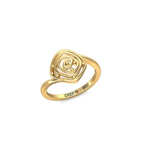 plain gold wedding rings and bands without diamonds and
