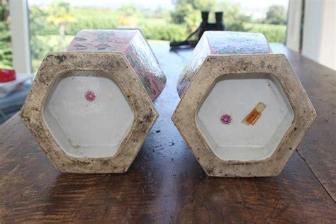 vasi cinesi di valore coppia di antichi vasi cinesi xix sec vendita