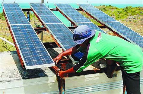 Solar Panel Untuk Rumah Tangga baguskali