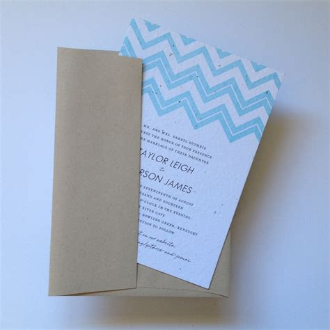 Wedding Invitations Seeded Paper by Gatsby Wedding Invitations On Seeded Paper 1920 S