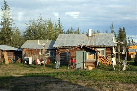 fort yukon ak home in fort yukon ak photo picture