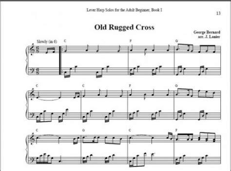 Rugged Cross Harmonica Tabs by Rugged Cross For Harp Easy Version Janet Lanier