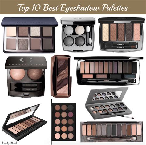 Best Eyeshadows Expert Reviews by Top 10 Best Eyeshadow Palettes