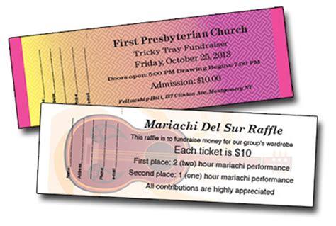 color raffle tickets buy design it yourself color raffle tickets