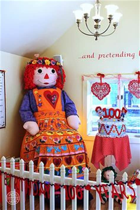 6ft dollhouse largest raggedy doll 35 years collector doll