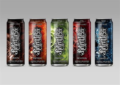 can u drink energy drinks when new relentless energy drink cans