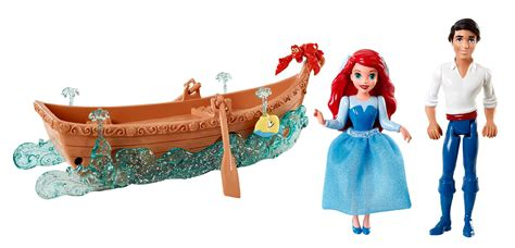 Play Dress Up Win A Rakku Shoe Wheel by Disney Princess Ariel Eric The Toys