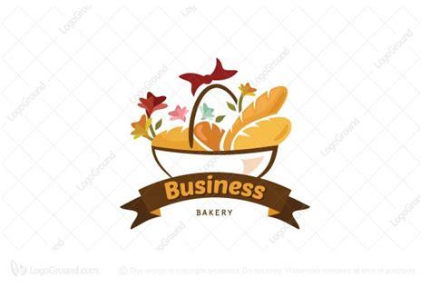 baked gifts for baked gift bakery logo