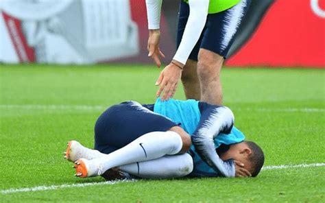 kylian mbappe update kylian mbappe injury france star provides key update