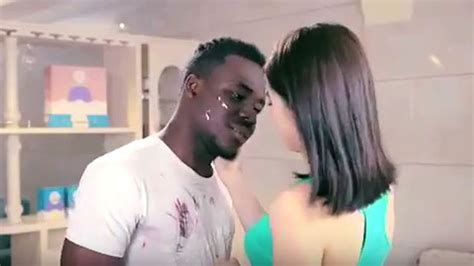 asian person on new cadilaic comeercial china s qiaobi detergent ad labelled raw racism china