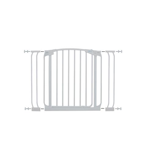 dreambaby swing gate dreambaby chelsea 29 5 in h auto close security gate in