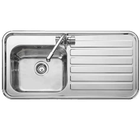 leisure sinks luxe 105 kitchen sink lx105l leisure luxe lx105 stainless steel sink kitchen sinks