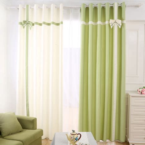 lime green and white curtains lime green and white print poly cotton blend modern