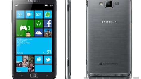 Bantal Mobil Exclusive 8 In 1 Energy exclusive samsung to launch 4 8 inch ativ s windows phone