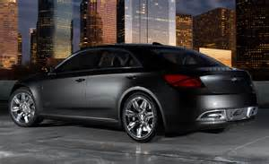 Chrysler 200 Concept Car And Driver