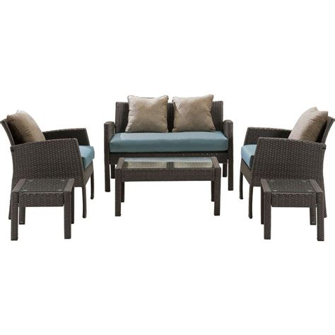 space saving seating hanover chelsea 6 space saving all weather wicker